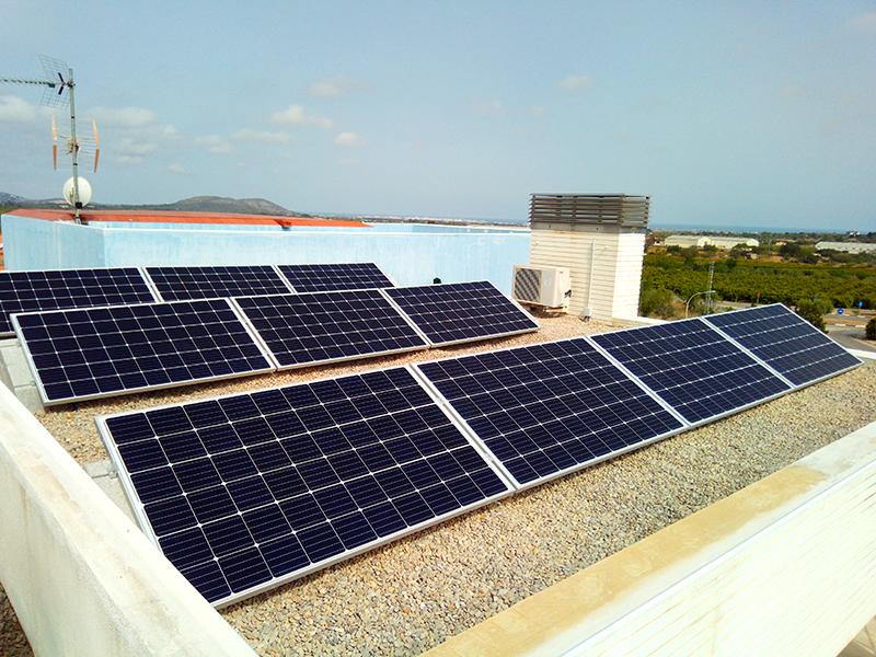 instalación de Autoconsumo Energético Residencial